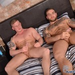 Blake Mason Andy Lee and Liam Lawrence Straight Muscle Hunks With Big Uncut Cocks Amateur Gay Porn 13 150x150 Big Uncut Cock Straight Muscle Guys Jerking Off