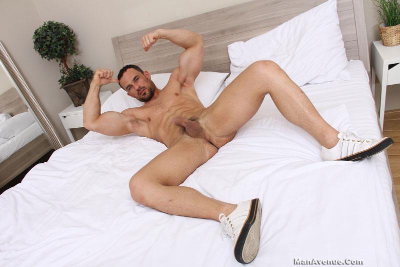 Man-Avenue-Naked-Men-Muscle-Hunks-Big-Uncut-Cocks-Jerking-Off-Amateur-Gay-Porn-16 Look Back: Man Avenue's 10 Hottest Naked Men Of 2014