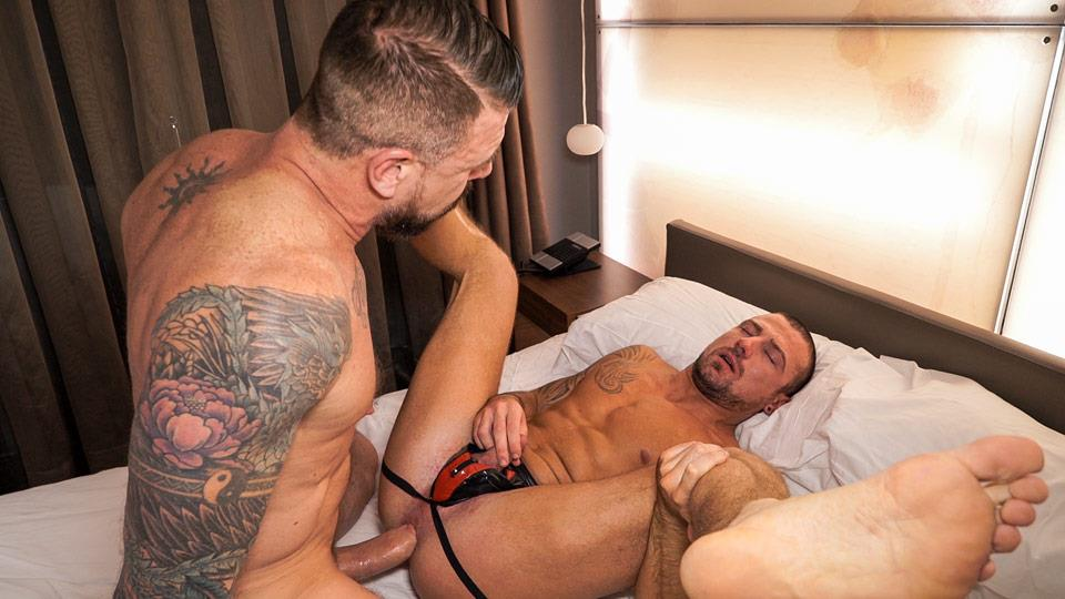 TimTales Rocco Steele Marco Sessions Bareback Muscle Men BBBH Amateur Gay Porn 10 TimTales: Rocco Steele and Marco Sessions   Huge Cock Bareback