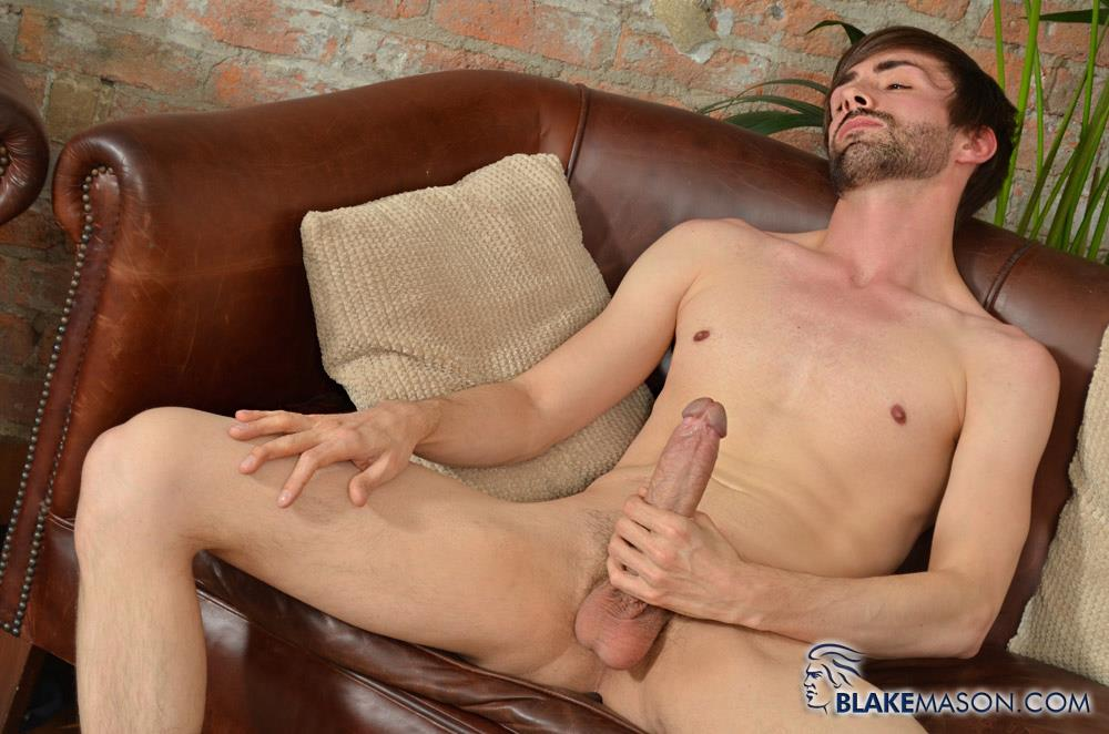 Blake Mason Ryan Mason British Guy Stroking His Huge Uncut Cock Cum Amateur Gay Porn 07 Ryan Mason Stroking A Load Out Of His Big Uncut Cock