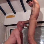 French Dudes Niko Corsica and Matt Surfer Mohawk Guy Fucked By Thick Uncut Cock Amateur Gay Porn 04 150x150 Mohawk Dude Takes A Thick Uncut Cock Up The Ass