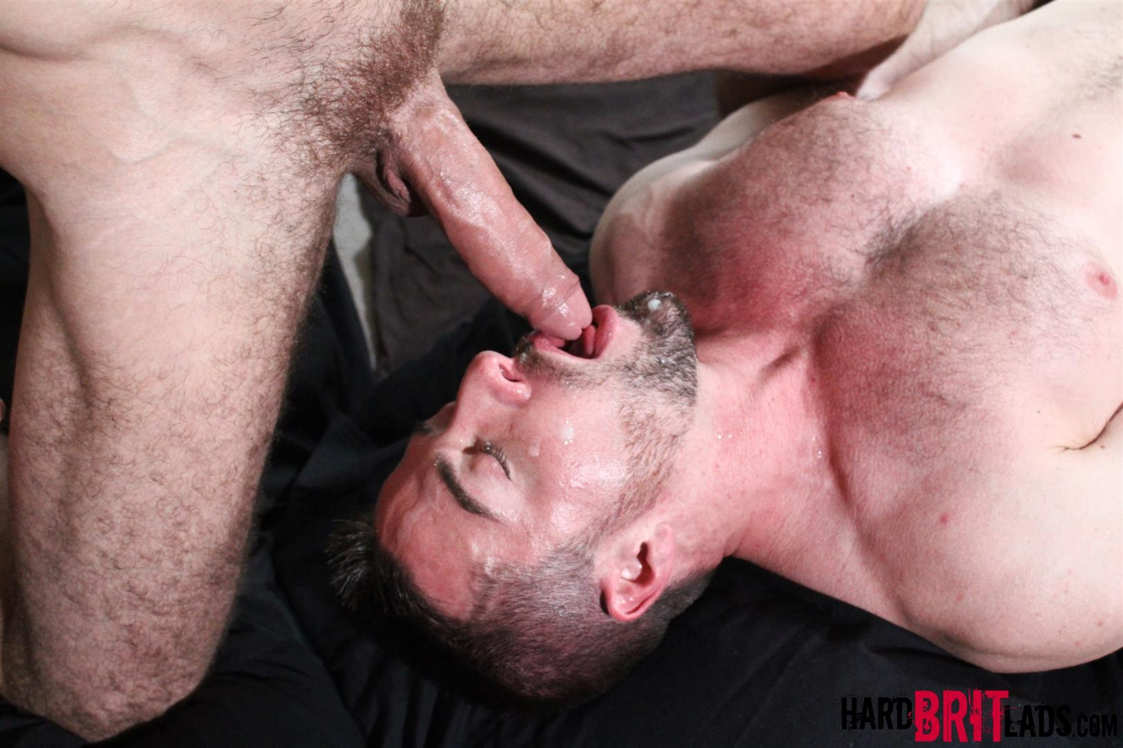 gay riding big dick while being deep thtroated