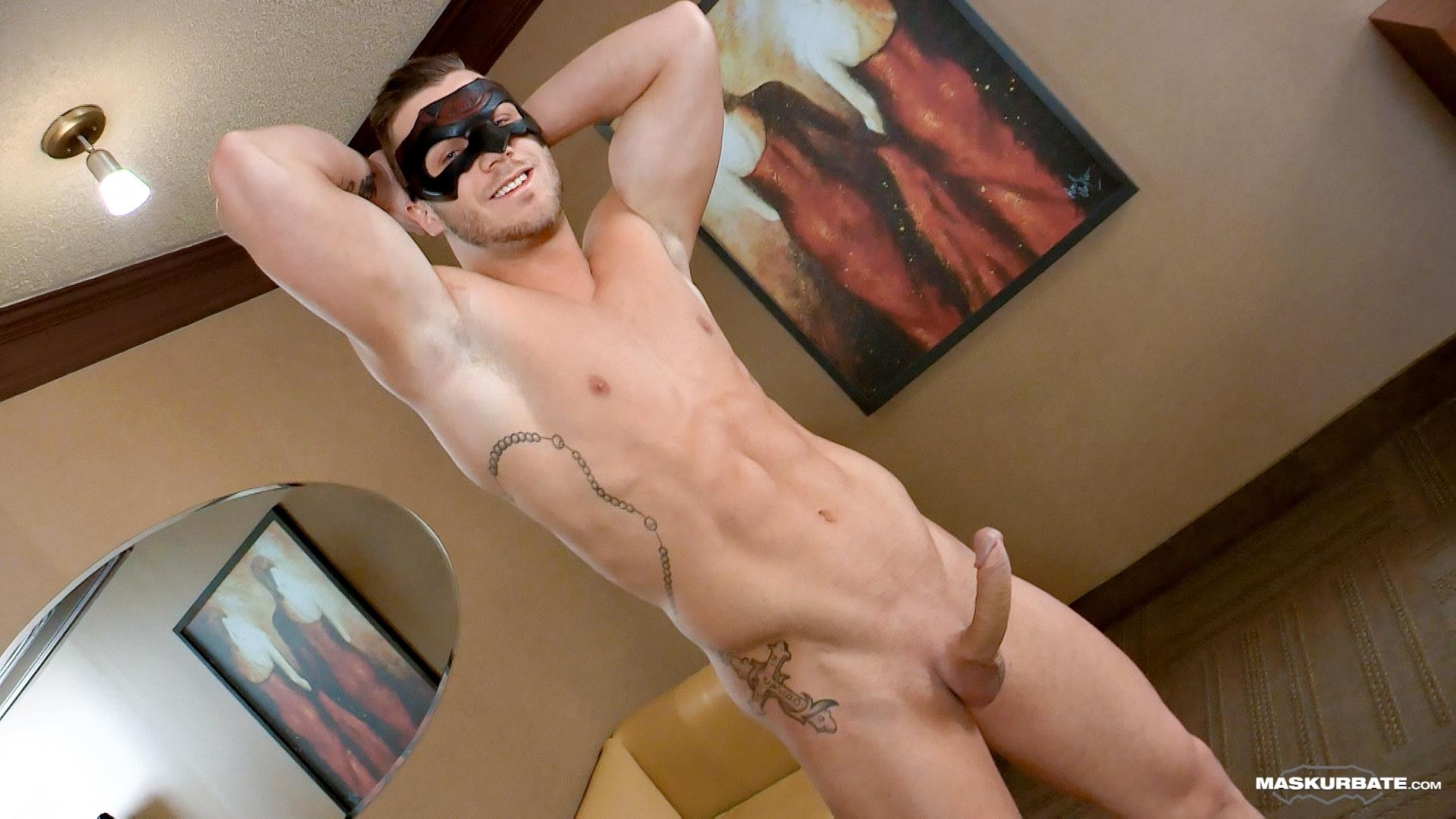 Maskurbate Mike Muscle Hunk With A Big Uncut Cock Jerking Off Amateur Gay Porn 08 Bi Curious Muscle Hunk With A Big Uncut Cock Auditions For Gay Porn