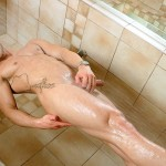 Maskurbate Mike Muscle Hunk With A Big Uncut Cock Jerking Off Amateur Gay Porn 15 150x150 Bi Curious Muscle Hunk With A Big Uncut Cock Auditions For Gay Porn