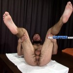 The Casting Room Ross Straight Guy With Hairy Ass A Big Uncut Cock Amateur Gay Porn 10 150x150 Straight British Guy With A Big Uncut Cock Auditions For Porn