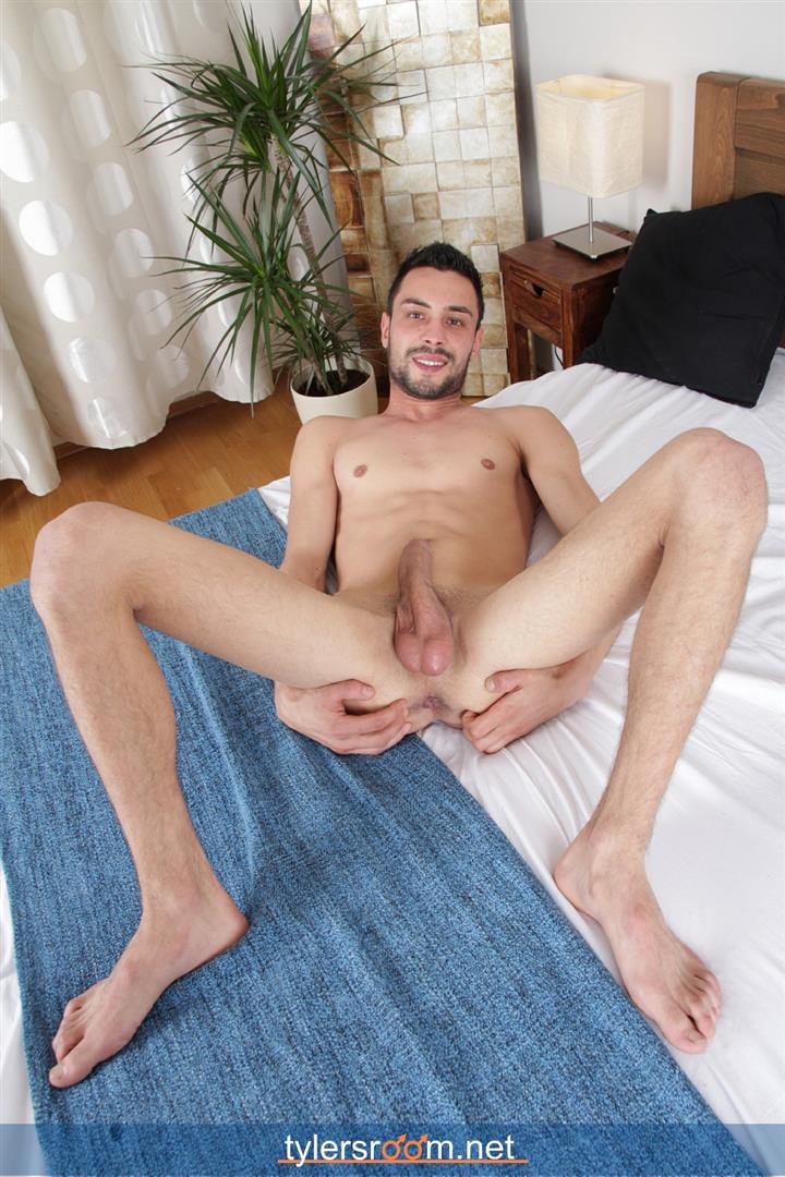 Tylers Room Lukas Novy Naked Czech Guy With A Big Uncut Cock Amateur Gay Porn 13 Young Czech Guy Lukas Novy Auditions For Gay Porn With His Big Uncut Cock