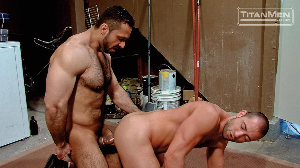 Titan Media Adam Champ and Donnie Dean Hairy Muscle Bear With Big Uncut Cock Fucking Amateur Gay Porn 20 Hairy Muscle Bear Adam Champ Fucking A Tight Ass With His Big Uncut Cock