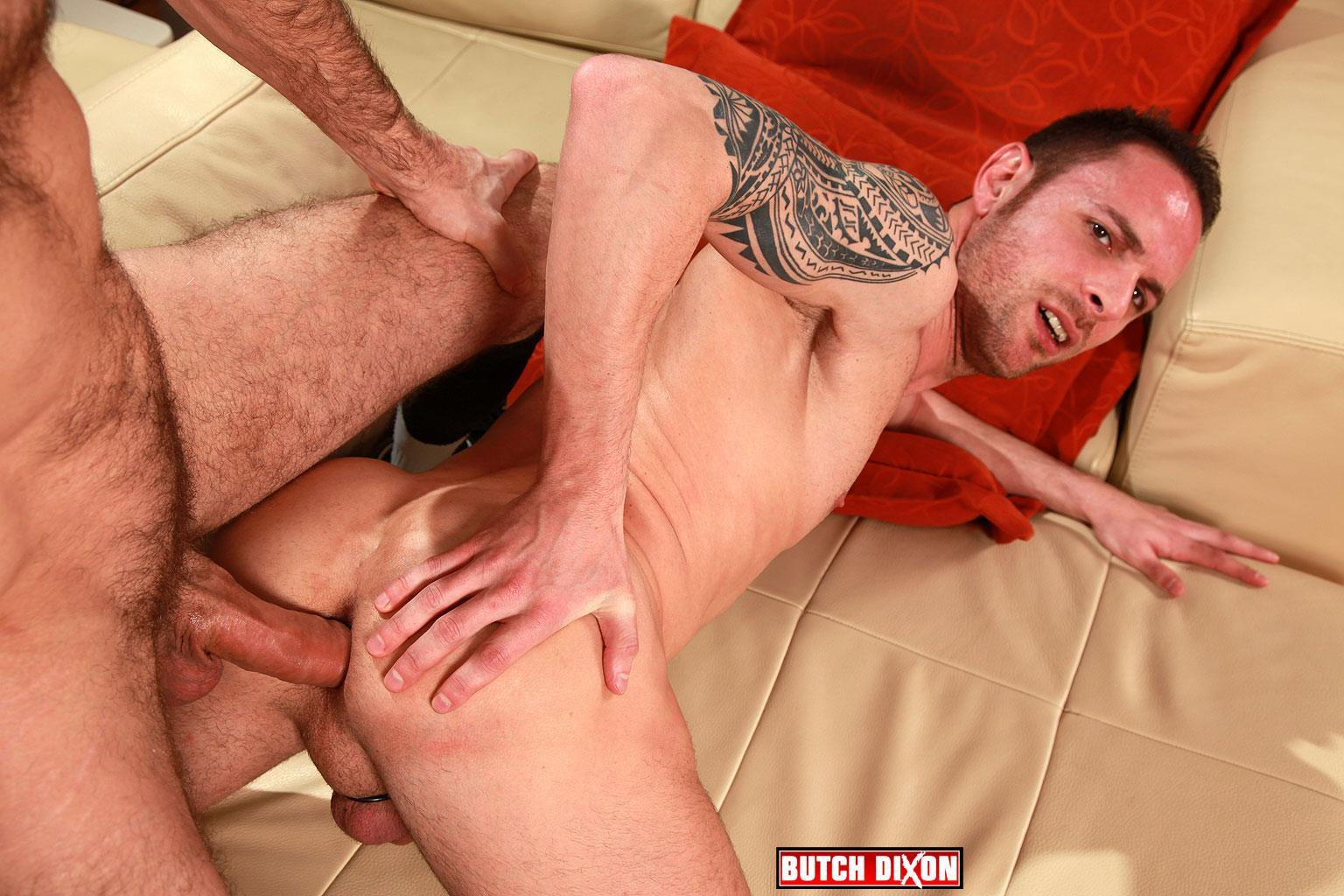 Butch Dixon Aitor Bravo and Craig Daniel Big Uncut Cock Barebacking Breeding BBBH Amateur Gay Porn 10 Craig Daniel Barebacking Aitor Bravo With His Huge Uncut Cock