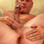 Butch Dixon Big T British Muscle Daddy With A Big Uncut Cock Amateur Gay Porn 13 150x150 British Muscle Daddy Jerking Off His Big 9