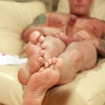 Butch Dixon Big T British Muscle Daddy With A Big Uncut Cock Amateur Gay Porn 16 150x150 British Muscle Daddy Jerking Off His Big 9