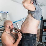 Hairy and Raw Vince Stewart and Martin Pe Hairy Chubby Dads Barebacking Uncut Cocks Amateur Gay Porn 04 150x150 Hairy Chubby Dads With Thick Uncut Cocks Fucking Bareback
