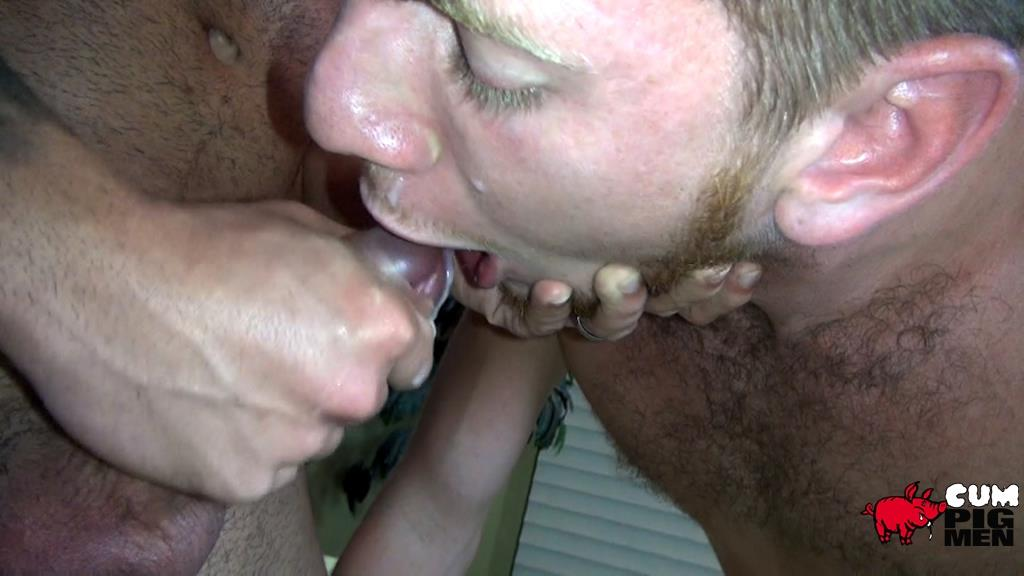Cum Pig Men Billy Warren and Marcos Mateo Sucking Cum Out Of Uncut Cock Amateur Gay Porn 28 Billy Warren Sucking The Cum Out Of Marcos Mateos Big Uncut Cock
