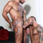 Hard Brit Lads Sergi Rodriguez and Letterio Amadeo Big Uncut Cock Fucking Amateur Gay Porn 07 150x150 Hairy British Muscle Hunks Fucking With Their Big Uncut Cocks