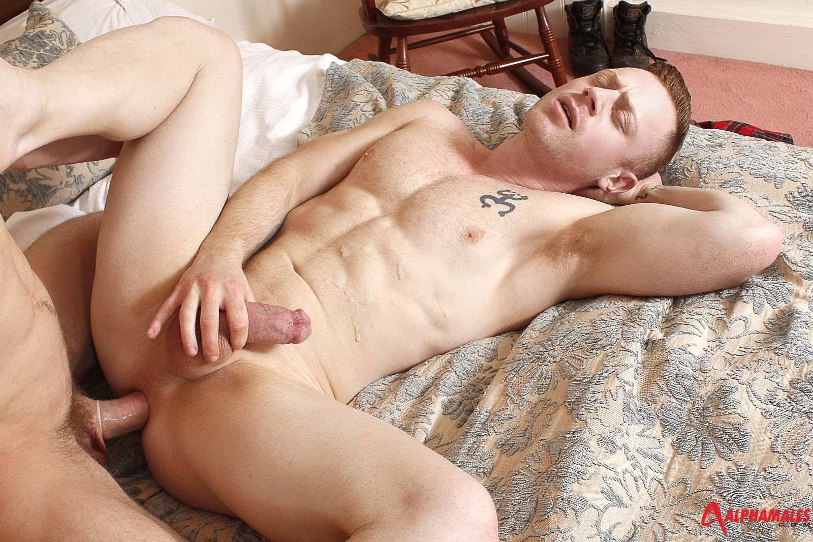 Alphamales-Kayden-Gray-and-Saxon-West-Big-Uncut-Cock-Redhead-Amateur-Gay-Porn-09 Kayden Gray Fucking Beefy Redhead Saxon West With His Big Uncut Cock