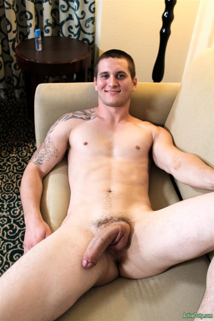 Active Duty Allen Lucas Army Private Jerking Off Big Uncut Cock Amateur Gay Porn 15 US Army Private Jerking His Big Uncut Cock
