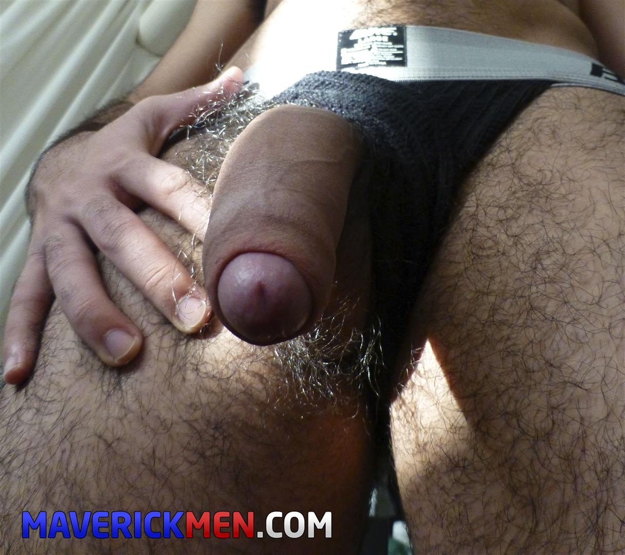 Maverick Men Little Wolf Hairy Ass Guy With A Big Uncut Cock Bareback Amateur Gay Porn 01 Breeding A Young Guy With A Hairy Ass And A Big Uncut Cock