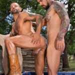 Raging Stallion Boomer Banks and David Benjamin Big Uncut Cock Fucking Amateur Gay Porn 11 150x150 Boomer Banks Fucking In The Back Of A Pickup With His Big Uncut Cock