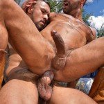 Raging Stallion Boomer Banks and David Benjamin Big Uncut Cock Fucking Amateur Gay Porn 15 150x150 Boomer Banks Fucking In The Back Of A Pickup With His Big Uncut Cock