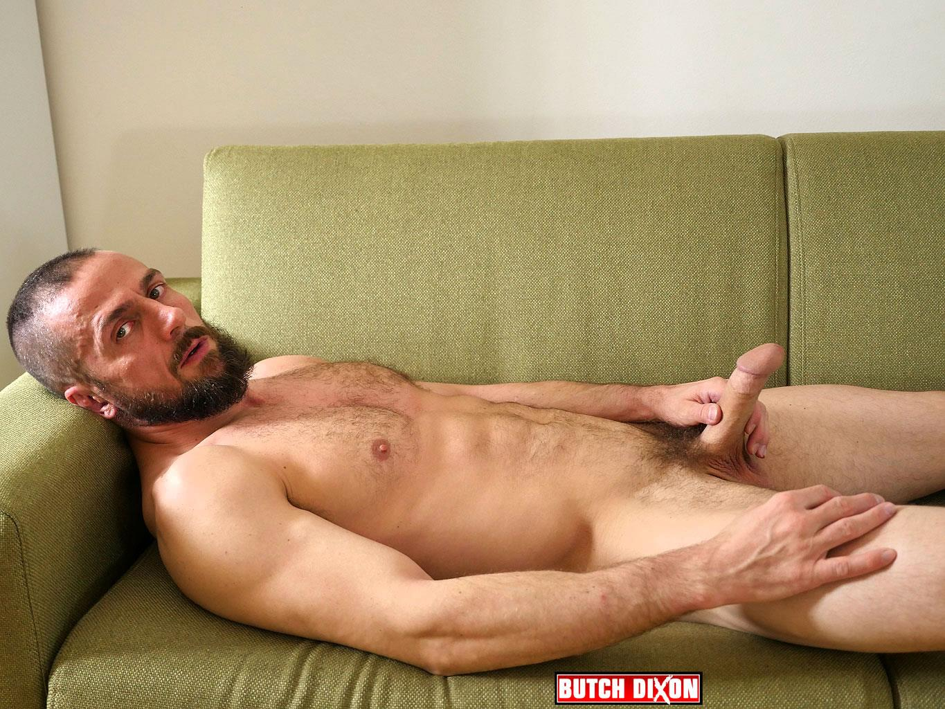 Butch Dixon Erik Lenn and Mike Bourne Masculine Guys Fucking Bareback Amateur Gay Porn 01 Beefy Masculine Guys Fucking Bareback With A Big Uncut Cock