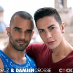 Cockyboys Angel Cruz and Damien Cross Big Uncut Cocks Fucking Amateur Gay Porn 02 150x150 Angel Cruz and Damien Cross Flip Fucking With Their Big Uncut Cocks