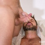 Hardkinks Jessy Ares and Martin Mazza Hairy Alpha Male Amateur Gay Porn 12 150x150 Hairy Muscle Alpha Male Dominates His Coworker