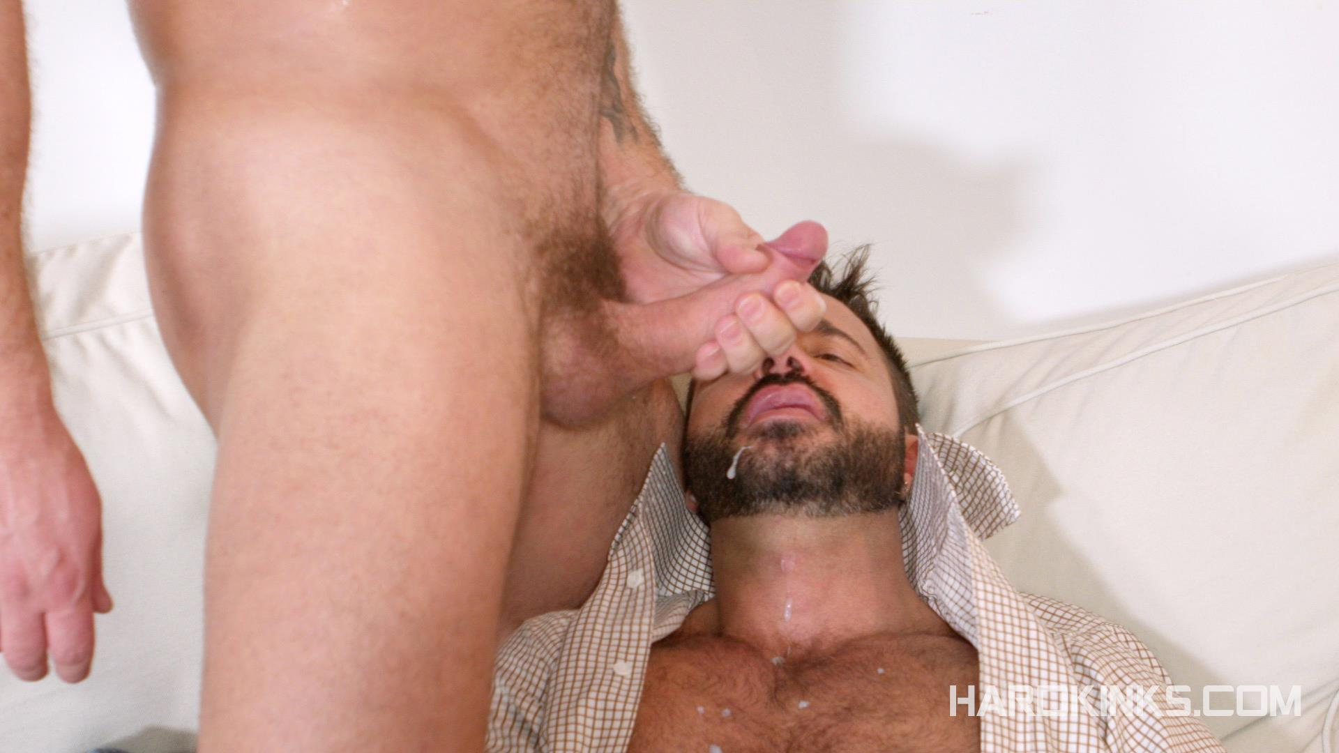 Hardkinks-Jessy-Ares-and-Martin-Mazza-Hairy-Alpha-Male-Amateur-Gay-Porn-12 Hairy Muscle Alpha Male Dominates His Coworker