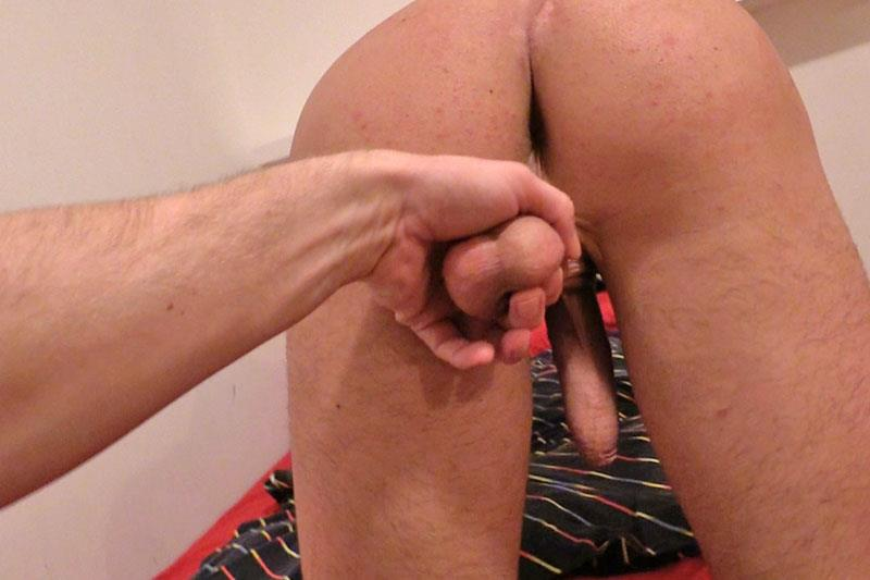 Czech-Hunter-Straight-Rentboy-Getting-Barebacked-With-Big-Uncut-Cock-Amateur-Gay-Porn-20 Picking Up A Straight Czech Rentboy And Barebacking His Ass