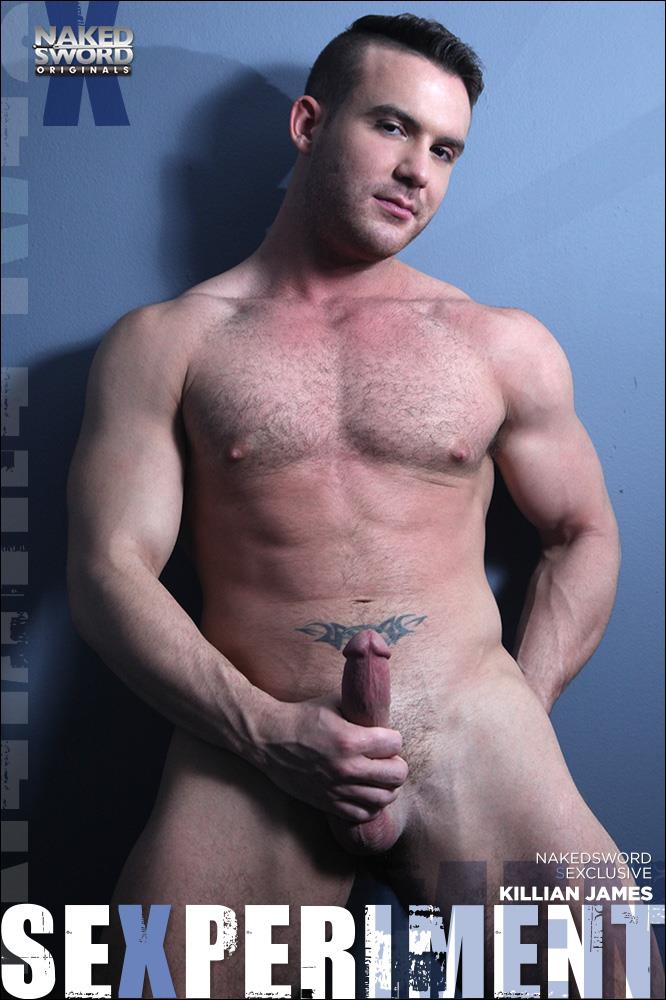 NakedSword JP Dubois and Killian James Muscle Studs Fucking Amateur Gay Porn 12 JP Dubois Gets His Ass Played With and Fucked Hard