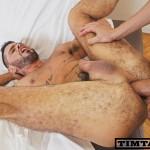 TimTales Esteban and Mario Domenech Big Uncut Cock Bareback Amateur Gay Porn 11 150x150 TimTales: Esteban Fucking Mario Domenech