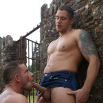 Alphamales Ben Mason and Jake Ryder Big Uncut Dick Fucking Outside Amateur Gay Porn 04 150x150 Sucking and Getting Fucked By A Big Uncut Cock Outdoors
