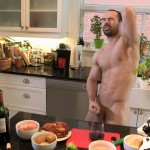 Maskurbate Muscle Hunk With A Big Uncut Cock Jerking Off Amateur Gay Porn 10 150x150 The Naked Chef Jerks His Big Uncut Cock In The Kitchen
