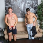 Bait Buddies Saxon and Javier Cruz Straight Ginger With Thick Cock Amateur Gay Porn 02 150x150 Straight Beefy Ginger Fucks His First Man Ass For Cash