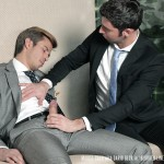 Men At Play Dario Beck and Maikel Cash Guys In Suits Fucking Amateur Gay Porn 23 150x150 Dario Beck Gets His Hairy Ass Fucked By Maikel Cashs Thick Uncut Dick