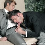 Men At Play Dario Beck and Maikel Cash Guys In Suits Fucking Amateur Gay Porn 25 150x150 Dario Beck Gets His Hairy Ass Fucked By Maikel Cashs Thick Uncut Dick