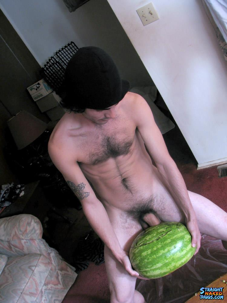 Straight Naked Thugs Devin Reynolds and Blinx and Kenneth Slayer Fucking A Watermelon Amateur Gay Porn 10 Straight Southern Naked Rednecks Fuck Some Watermelons With Their Big Dicks