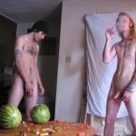 Straight-Naked-Thugs-Devin-Reynolds-and-Blinx-and-Kenneth-Slayer-Fucking-A-Watermelon-Amateur-Gay-Porn-21-150x150 Straight Southern Naked Rednecks Fuck Some Watermelons With Their Big Dicks