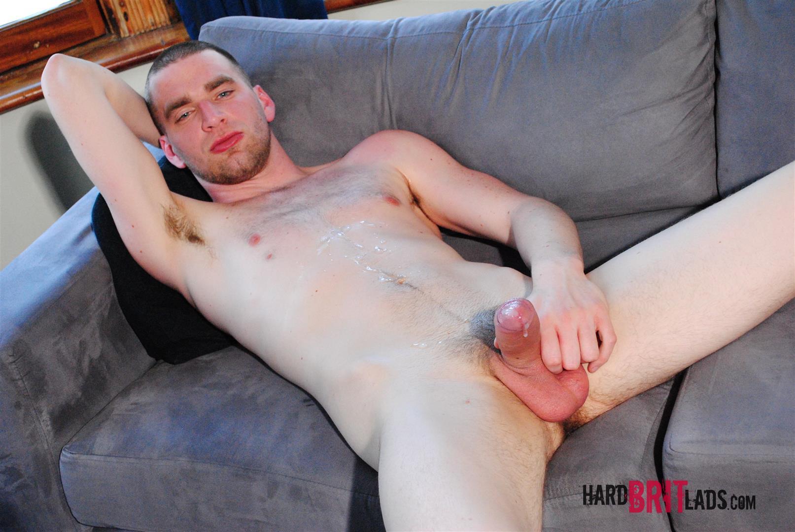 Hard Brit Lads Blake D Big Uncut Cock Masturbation Amateur Gay Porn 22 British Jock Playing With His Massive Uncut Cock Squirts A Load