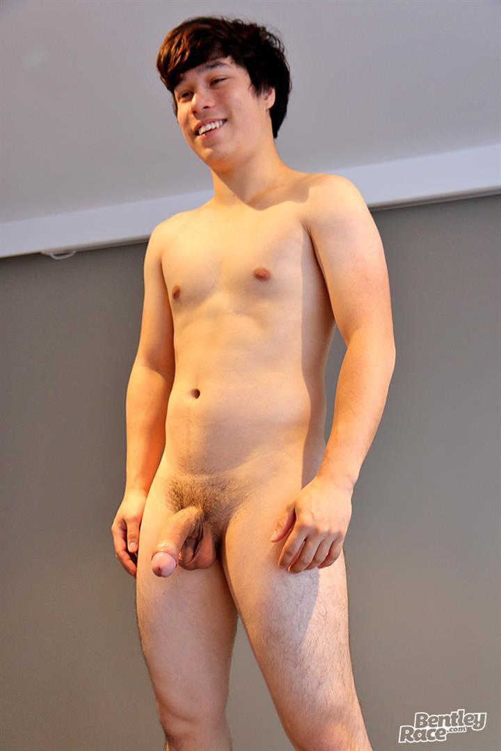 Bentley-Race-Ryan-Kai-Asian-Big-Uncut-Cock-Masturbation-Amateur-Gay-Porn-20 Asian Twink With A Big Thick Uncut Cock Jerking Off