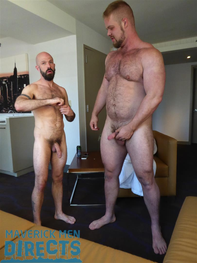Maverick-Men-Directs-Pig-In-The-Poke-Bareback-Muscle-Bears-Amateur-Gay-Porn-12 Amateur Muscle Bears Flip Flop Bareback Fucking With Big Uncut Cocks