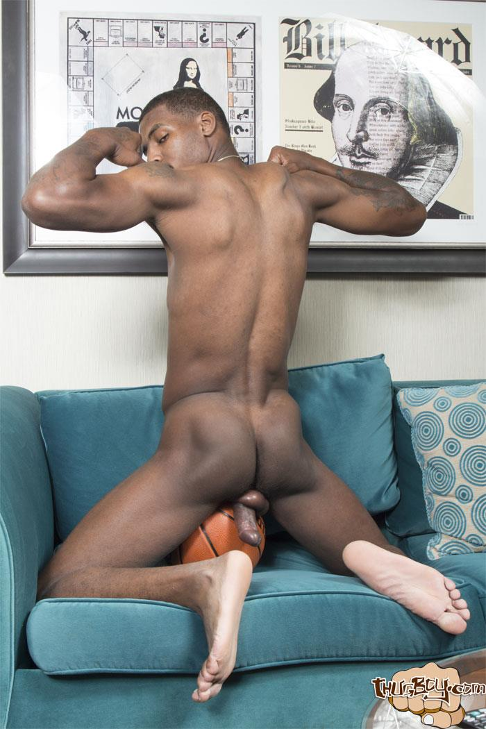 Thug Boy Tyrelle Big Black Uncut Cock Jerk Off Amateur Gay Porn 45 Thug Boy Tyrelle Strokes His Big Black Uncut Cock