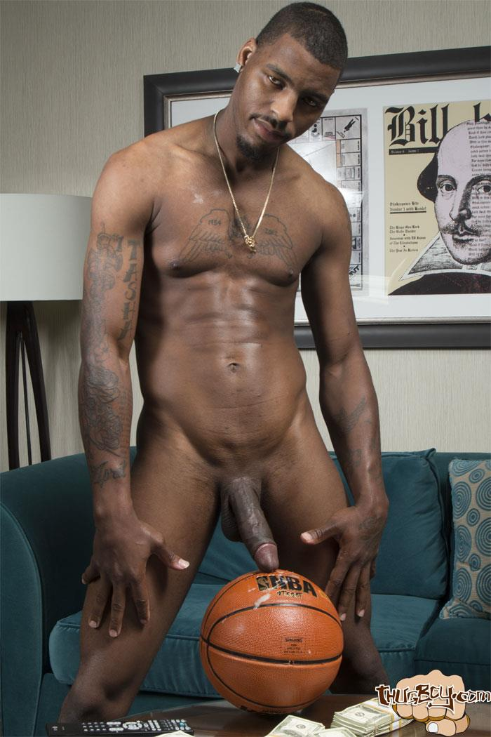 Thug-Boy-Tyrelle-Big-Black-Uncut-Cock-Jerk-Off-Amateur-Gay-Porn-72 Thug Boy Tyrelle Strokes His Big Black Uncut Cock
