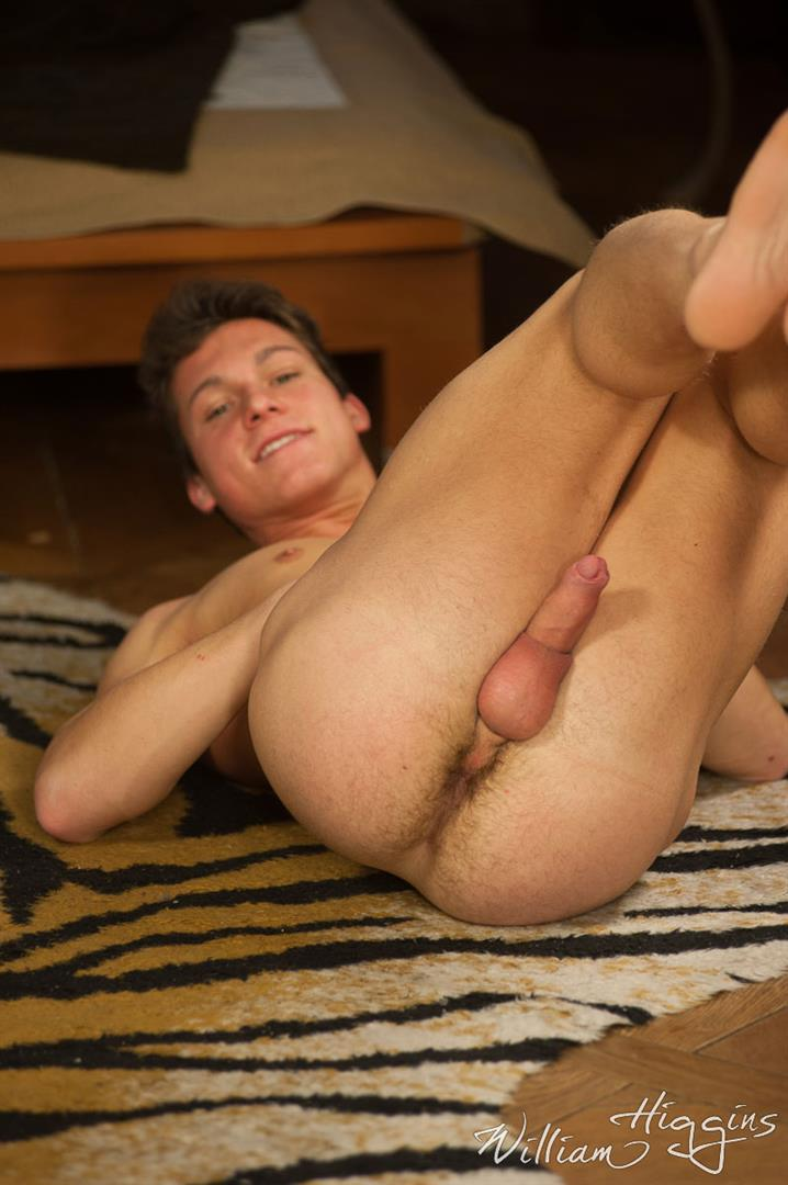 William-Higgins-Igor-Tenar-Czech-Muscle-Boy-With-A-Big-Uncut-Cock-11 Czech Muscle Boy Plays With His Hairy Ass And Uncut Cock