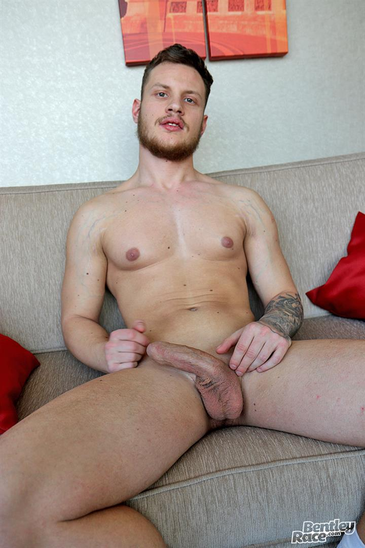 Bentley-Race-Christiano-Szucs-Big-Uncut-Hungarian-Cock-14 Bisexual Hungarian Boy Strokes His Fat Uncut Cock