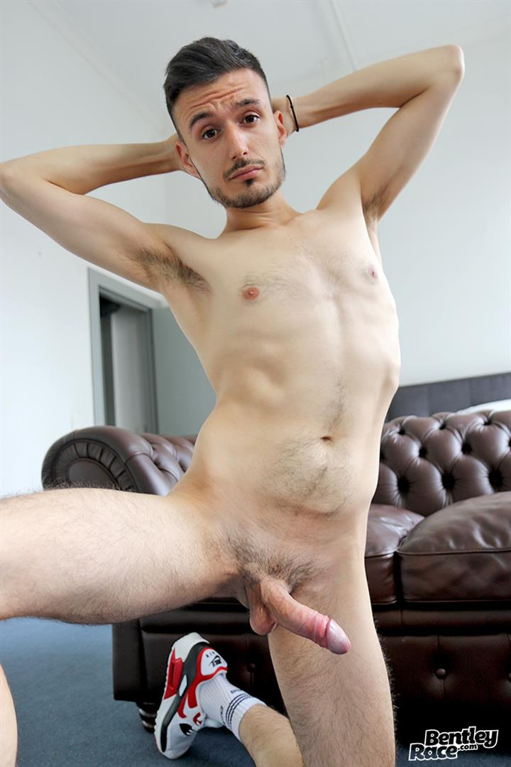 Bentley-Race-Ricky-Molina-Spanish-Guy-With-A-Big-Uncut-Cock-Jerking-off-15 Spanish Boy Auditions For Gay Porn And Jerks His Big Uncut Cock