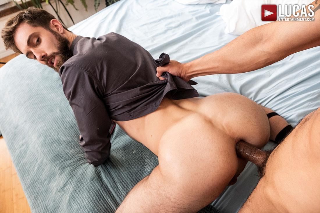 Lucas-Entertainment-Jason-Cox-and-FX-Rios-Big-Dick-Guys-In-Suits-Bareback-10 Big Dick Guys In Suits Jason Cox and FX Rios Share A Bareback Fuck