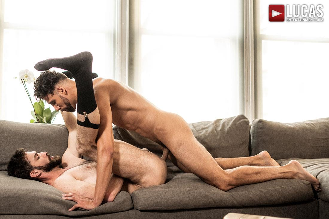 Lucas-Entertainment-Jason-Cox-and-FX-Rios-Big-Dick-Guys-In-Suits-Bareback-19 Big Dick Guys In Suits Jason Cox and FX Rios Share A Bareback Fuck