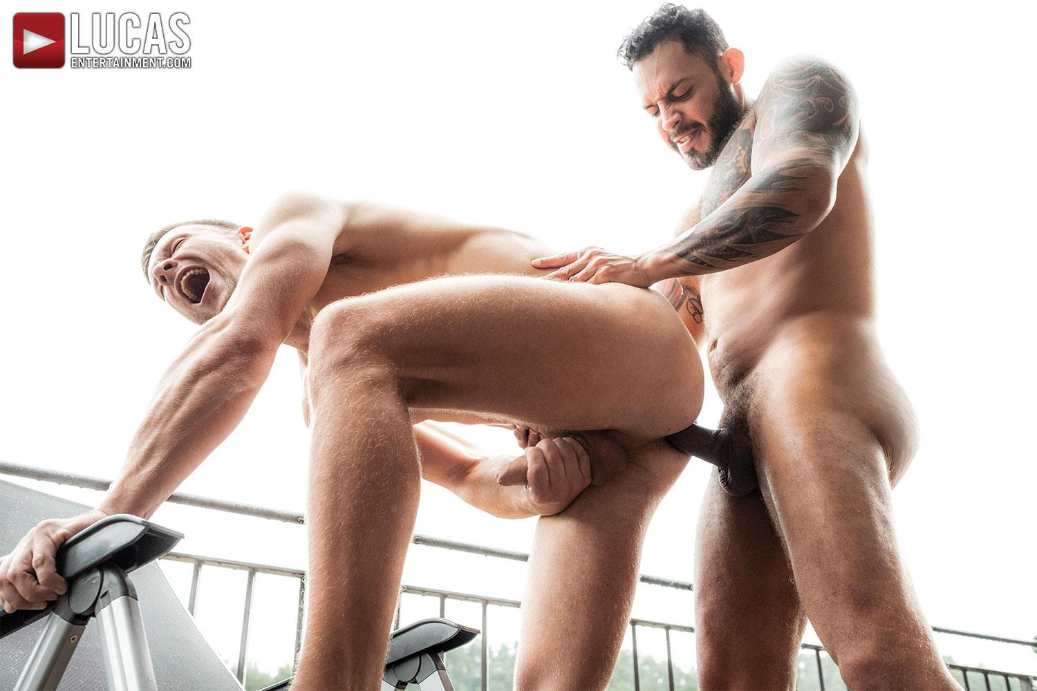 Lucas-Entertainment-Andrey-Vic-and-Viktor-Rom-Big-Uncut-Cock-Bareback-Video-04 Andrey Vic Gets Barebacked By Viktor Rom's Big Thick Uncut Cock